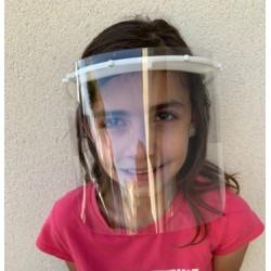 Visière-protection-enfant-face