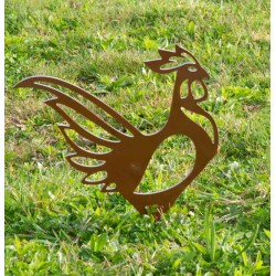coq-decoration-jardin-iriso